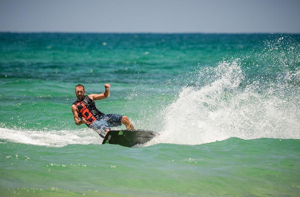 ספורט ימי בתל אביב