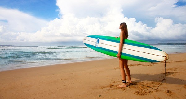 Pictures of surfboards